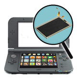 3DS XL Repairs: Top LCD Screen Replacement Service