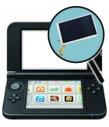 Nintendo 3DS XL Repairs: Top LCD Screen Replacement Service