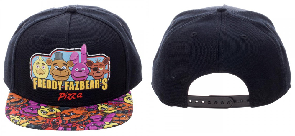 Five Nights at Freddys Youth Snapback