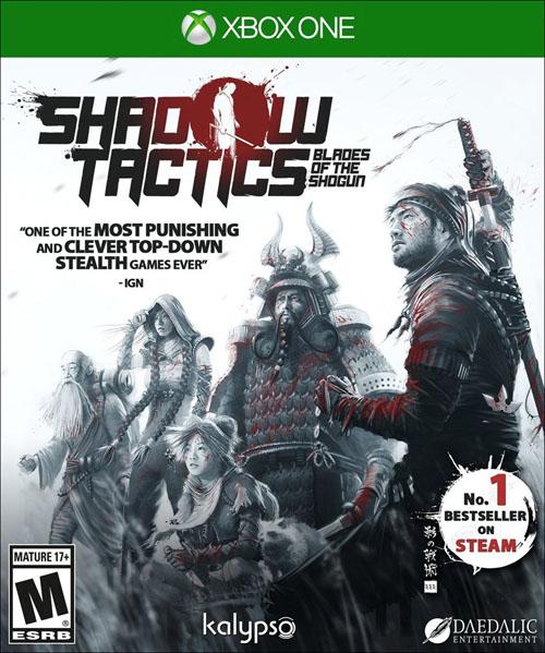 Shadow Tactics: Blades Of Shogun