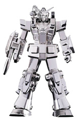 Mobile Suit Gundam GM-12 Full Armor Absolute Chogokin Figure