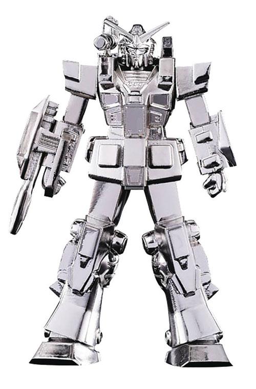 Mobile Suit Gundam GM-12 Full Armor Absolute Chogokin Figure