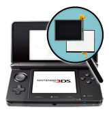 3DS Repairs: Bottom LCD + Touch Screen Replacement Service