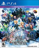 World of Final Fantasy Limited Edition