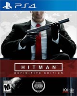 PS4 Hitman: Definitive Edition Boxart
