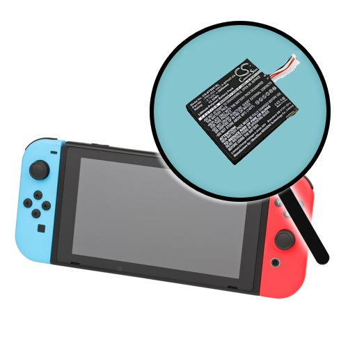 Nintendo Switch Console Battery Replacement Service