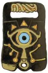 Legend of Zelda: Breath of the Wild Sheikah Slate 13 Inch Cushion