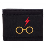 Harry Potter Glasses Bi-Fold Wallet