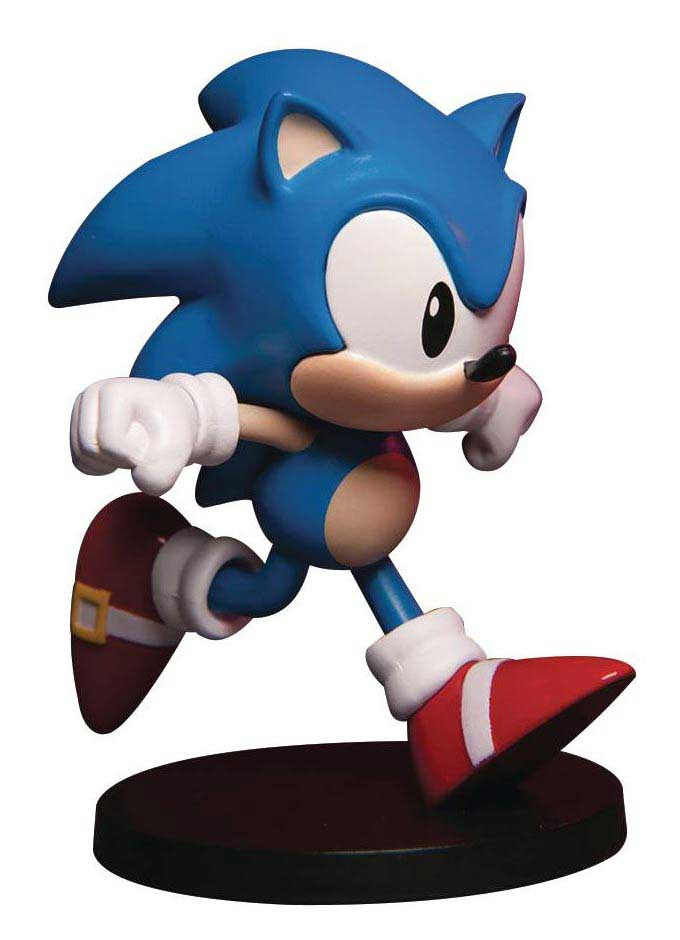 Sonic the Hedgehog: Sonic PVC Figure Version 2