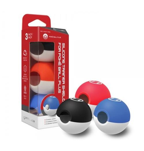 Nintendo Switch Poke Ball Plus Silicone Shields