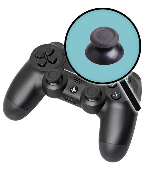 PlayStation 4 Repairs: Controller Single Thumbstick Replacement Service