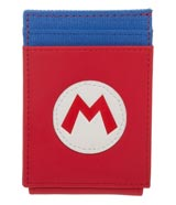 Super Mario ID Clip Card Wallet