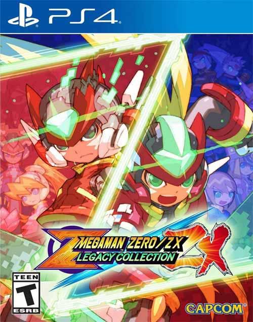 Mega Man Zero / ZX Legacy Collection