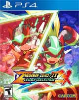 Mega Man Zero / ZX Legacy Collection