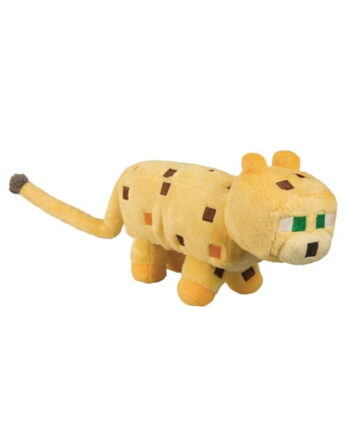 Minecraft: Ocelot 14 Inch Plush