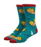 Nickelodeon Hey Arnold! Crew Socks