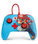 Nintendo Switch Wired Controller Super Mario Punch