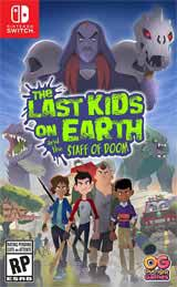 Last Kids on Earth and the Staff of Doom