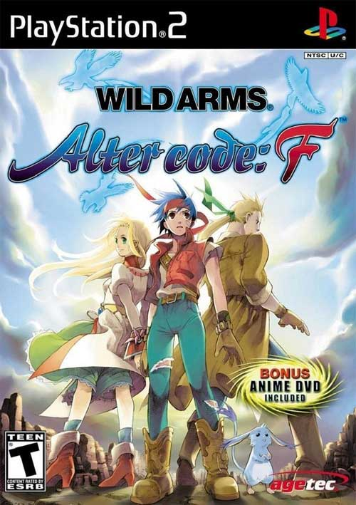 Wild Arms Alter Code F (Original Version)
