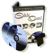 PS2 Magic Slide Card with Swap Magic Discs