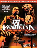Def Jam Vendetta Prima's Official Strategy Guide