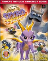 Spyro 3: Year of the Dragon Prima's Official Strategy Guide