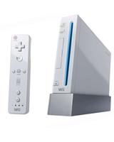 Nintendo Wii System White
