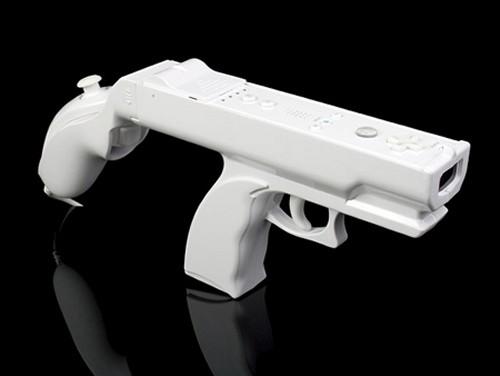Wii Tommy Gun