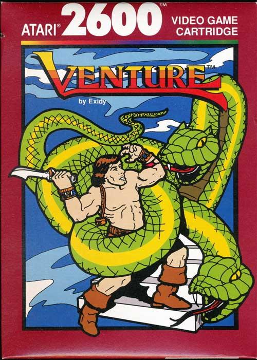 Venture by Atari
