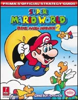 Super Mario Advance 2: Super Mario World Official Strategy Guide Book