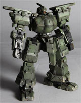 Front Mission Evolved Play Arts Kai Enyo Action Figure