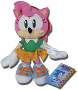 Sonic The Hedgehog: Classic Amy 9 Inch Plush