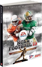 NCAA Football 13 Official Guide