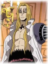 One Piece: Basil Hawkins Figuarts ZERO Figure