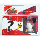 Street Fighter Vega Mini Figure 2 Pack by Kidrobot