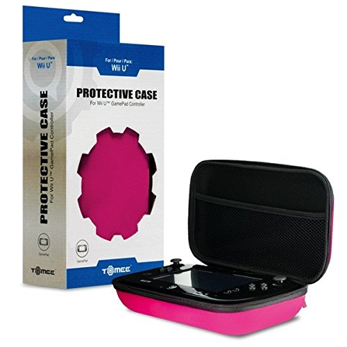 Wii U GamePad Protective Case Pink