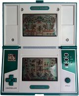 Game & Watch Multi-Screen Series: Green House