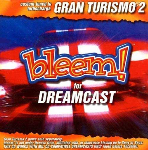 Bleem! For Dreamcast Gran Turismo 2