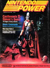 Nintendo Power Volume 2 Castlevania II