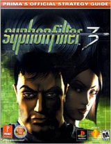 Syphon Filter 3 Official Strategy Guide Book