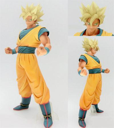 DBZ Rebirth of F Master Stars Piece Son Goku Figure