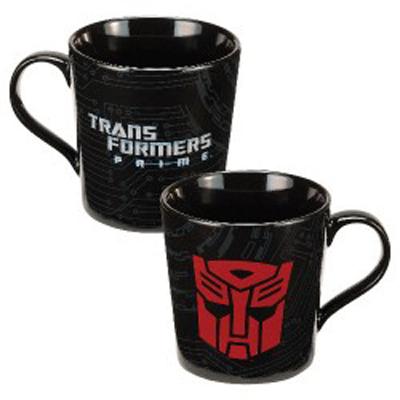 Transformers Prime Autobot 12oz Ceramic Mug
