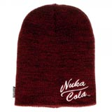 Fallout Nuka Cola Slouch Beanie