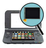 3DS XL Repairs: Bottom LCD Screen Replacement Service