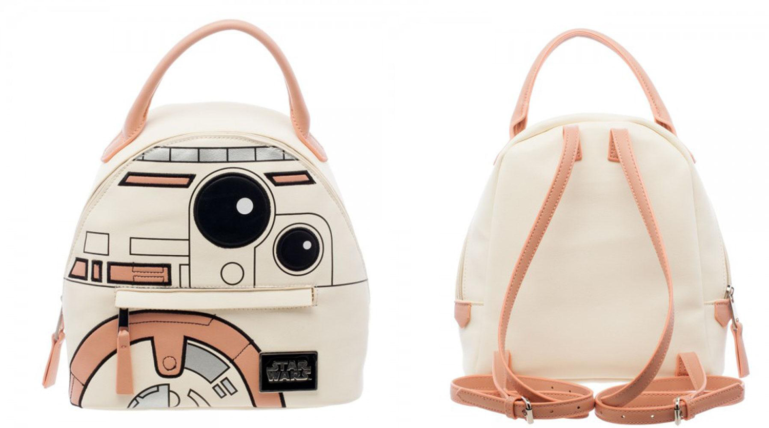 Star Wars Pastel BB8 Mini Backpack