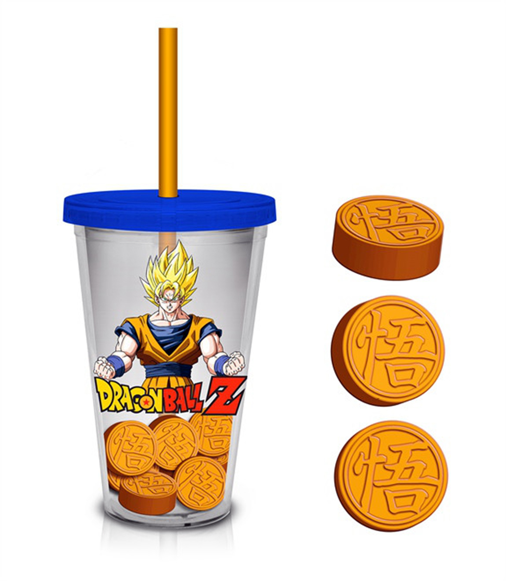 Dragon Ball Z Molded Ice Cube Carnival Cup