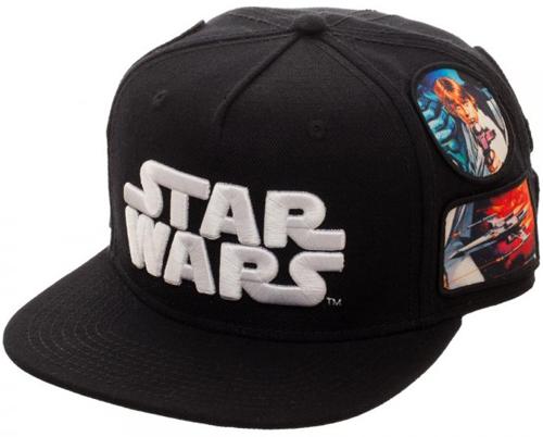 Star Wars Color Omni Patch Snapback