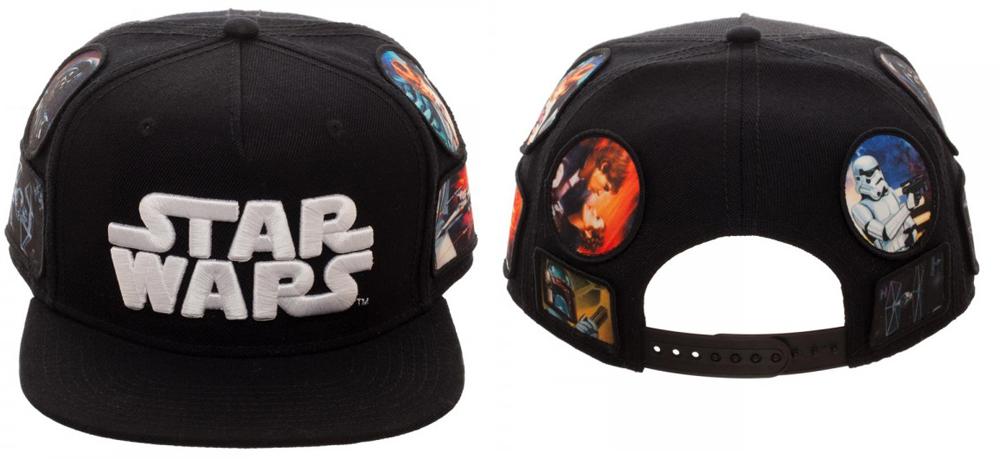 Star Wars Omni Patch Snapback