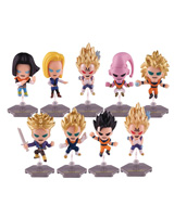 Dragon Ball Z Buildable Figures Series 2 Blind Mystery Box