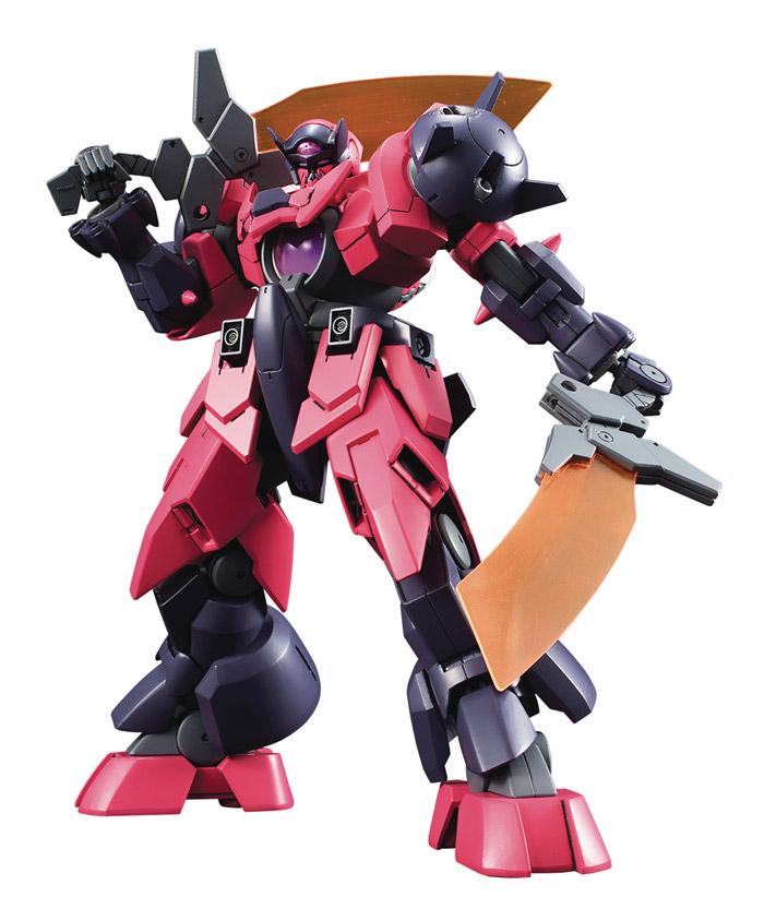 Gundam Build Divers: Ogre GN-X HGBD Model Kit